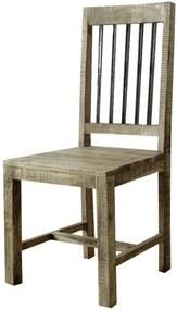 Sconto Jedálenská stolička SPRING akácia