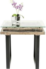 KARE DESIGN Odkladací stolík Kalif 50 × 45 cm