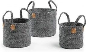 BOWE set 3 košíkov