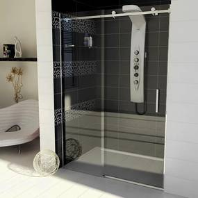 GELCO - DRAGON sprchové dveře 1200mm, čiré sklo (GD4612