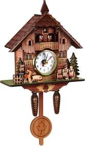 Nástenné hodiny Schwarzwald