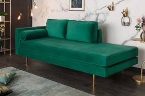 Bighome - Pohovka DONNA 196 cm - zelená