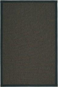 Koberec Tunturi: Čierna 80x150 cm