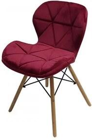 Bestent Zamatová stolička RUBY