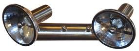 Eglo Eglo 22821 - Bodové svietidlo GITANO 2xG9/40W/230V EG22821