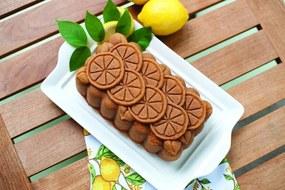 Nordic Ware Forma na biskupský chlebíček, citron