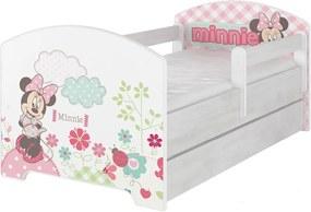 DO Detské postele pre dievčatá Minnie 160x80