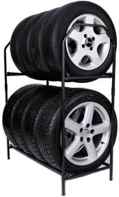 Regál na 8 pneumatík 8 x 235 (R8P)