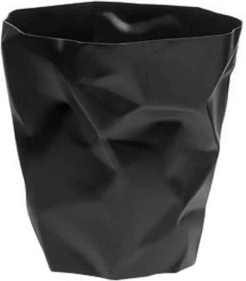 055438187 Odpadkový koš Crum, černá S3455 CULTY +