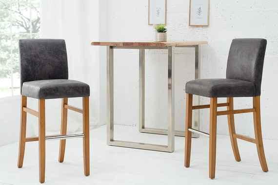 87bf6d3df9b6 Drevené barové stoličky v klasickom štýle
