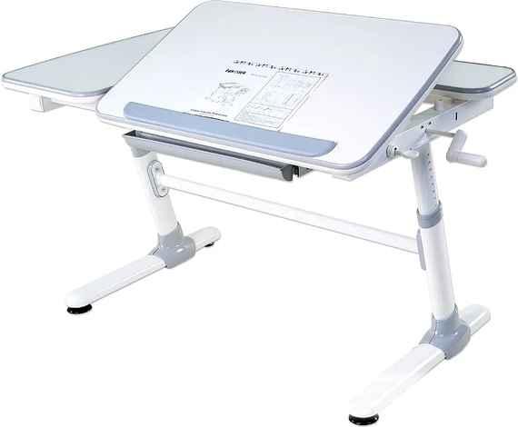 5fca560afe92 FD Rastúci písací stôl Inverto - 3 farby Farba  Sivá