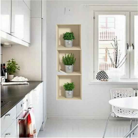 427cc36cb146 3D samolepky na stenu – dekoračné 3D nálepky na stenu pre vás