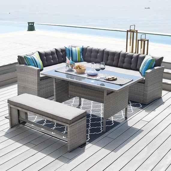 82d5fcfe115b4 Lacný záhradný nábytok – až 1 348 kúskov nábytku za lacno | Biano