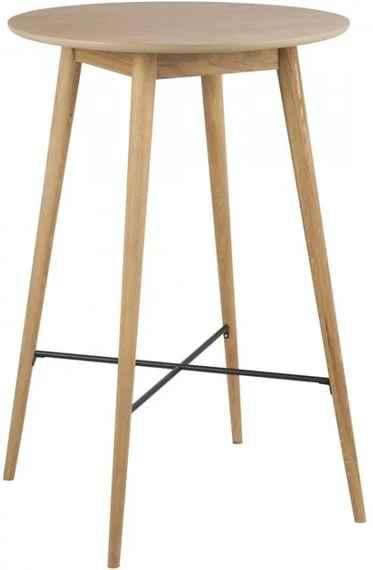 a842d522245c SCANDI barové stolíky v dubovom dekore v škandinávskom štýle