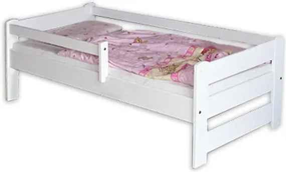f271dddf6c6c LTD F 160x70 Biela detská posteľ