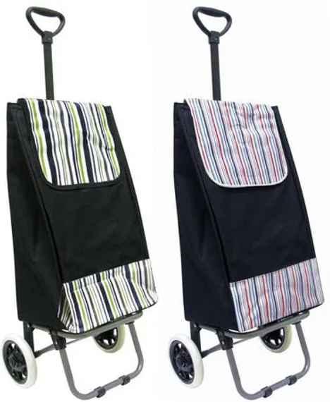4ad6a39427abe TORO Nákupná taška na kolieskach TORO 42l s teleskopickou rukoväťou
