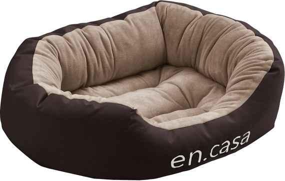 en.casa ® Pelech - pre mačky a psov - s obojstranným vankúšikom 4a5af5fc29f