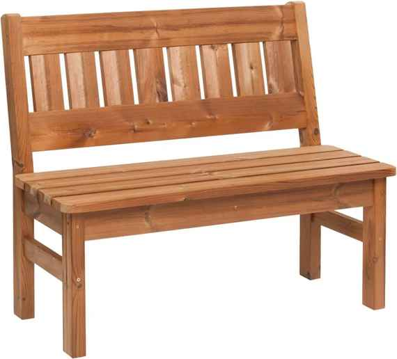 caa485ccd166 Záhradná lavica drevená PROWOOD - Lavica LV2 110