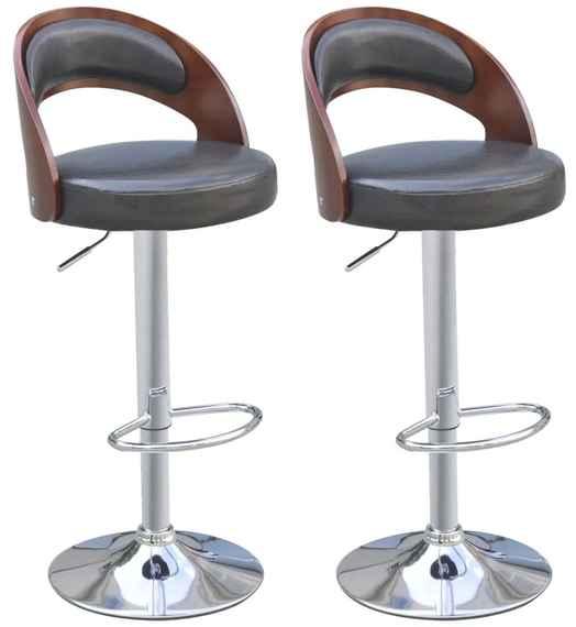 fcfe595ae0a3 Drevené barové stoličky v modernom štýle a vo vintage štýle