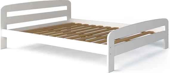 ee1aed029102 Manželská posteľ Dallas 180x200 Farba  Biela