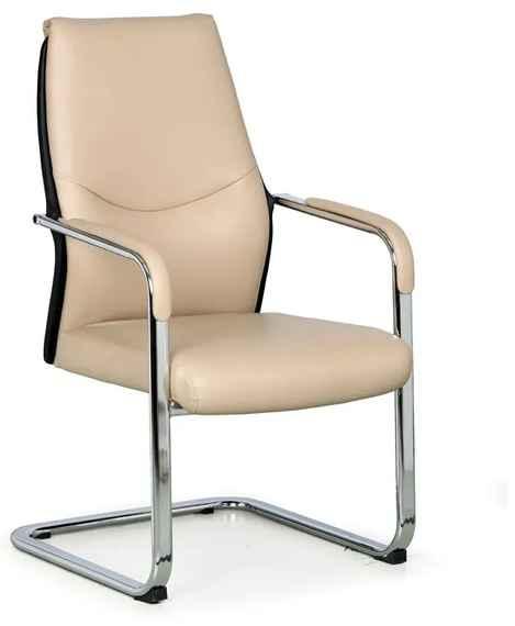 3b86f50b1dd9 Béžové konferenčné stoličky so zľavou
