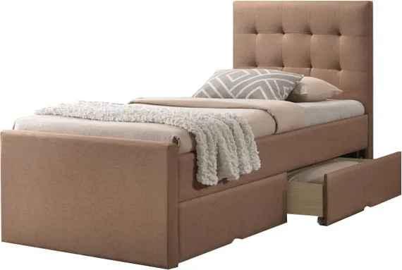 a12287f60d92 Lacné jednolôžkové postele v modernom štýle