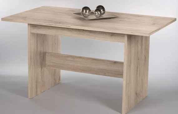 67c305ba479d1 Guľaté a obdĺžnikové jedálenské stoly v dubovom dekore   Biano