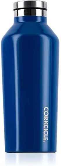 Fľaša Canteen lesklá modrá S (260 ml) 345330fe98a