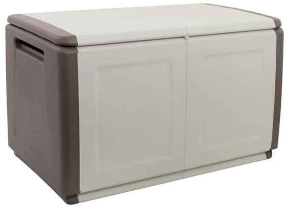 fe313b9bad34f Artplast Plastový odkladací box s vrchnákom, 960x570x530 mm, béžový