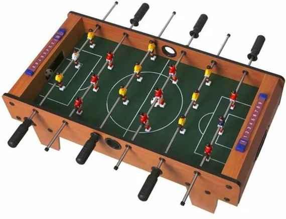 42743e063 22,49 € ECOTOYS Stolní fotbal 70x36cm