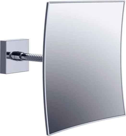 4ff5a6126 Emco System 2 109500107 kozmetické zrkadlo nástenné hranaté