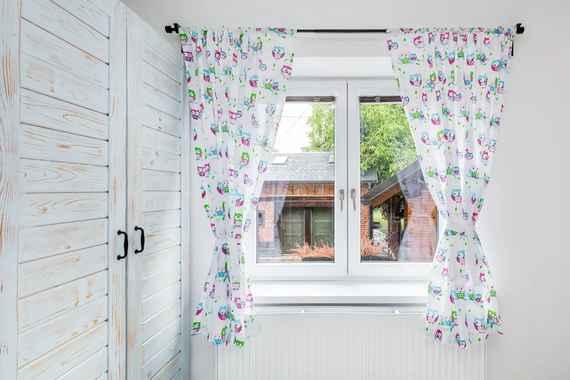 0df4278923186 Závesy do detskej izby – až 364 krásnych detských závesov | Biano