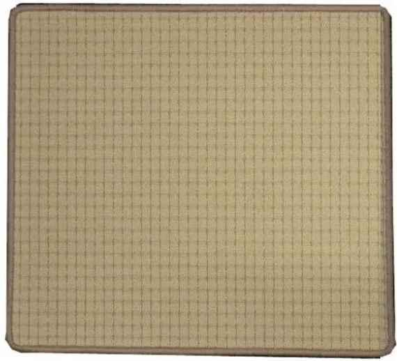 0a0eb9b121945 Vopi koberce Kusový koberec Birmingham béžový čtverec - 60x60 cm