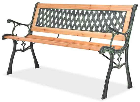 f1c0089e52 Záhradné lavice masívu – až 206 drevených lavičiek do záhrady