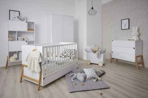 d6c2c2f9a085 Detská izba LOTI 200x90 cm posteľ + úložný priestor