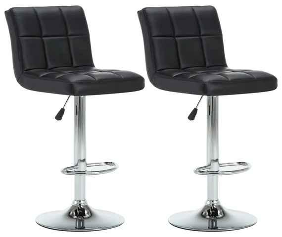 e77c06854e2f Otočné barové stoličky 2 ks