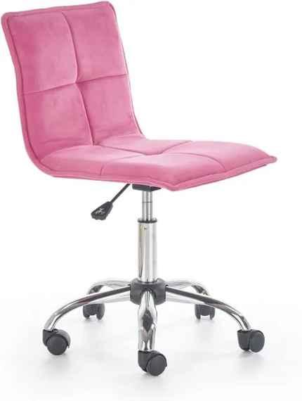 c00bbea07541 Detská pracovná stolička MAGIC ružová Halmar