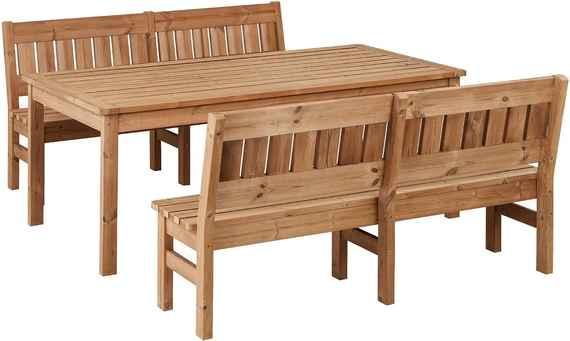 ce17495fc72b Záhradný set z masívu ThermoWood - PROWOOD - SET L10 - Samostatný set