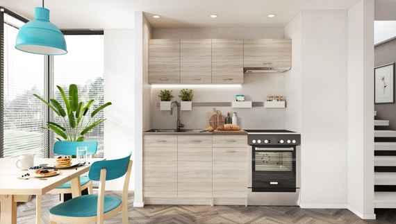 9d562337ba404 Kuchynské linky – nové kuchyne do bytov, panelákov aj domov | Biano