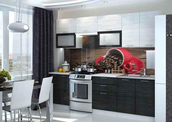 5785b2e767f9b Čierne kuchynské linky – na jednom mieste len pre vás | Biano