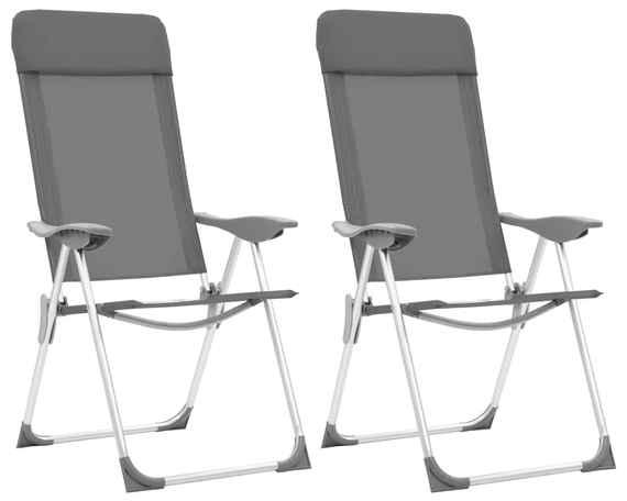 3df51b7be901 Skladacie kempingové stoličky 2 ks