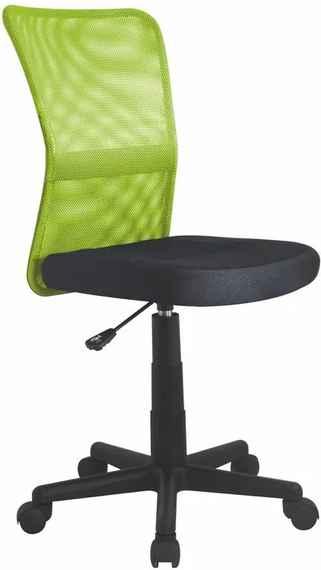 eb1790d3287e Detská stolička DINGO Halmar zelená
