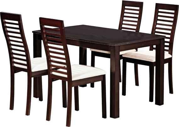 4660d2e69df4 Wenge so stoličkami nábytok a bytové doplnky